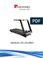 Manual Do Usuario Esteira c300 Rev02