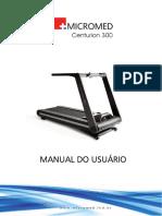 Manual Do Usuario Esteira c300 Rev02