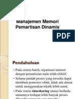 11-Manajemen Memori Pemartisan Dinamis