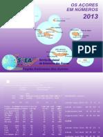Açores Em Números-2013