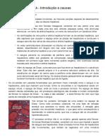2. Cirrose Hepatica - Introdução e Causas