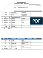Planeación Clase Miercoles