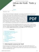 Guía Definitiva de Kodi_ Todo y Mucho Más _ Neoguias