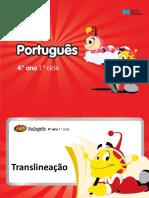 Portugues 3 Translineacao
