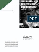 Tecnicas de la Entrevista y el Interrogatorio- Yeschke.pdf