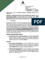 La Denuncia Por Estafa Agravada.docx