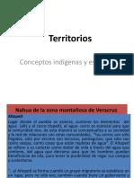 Conceptos Indigenas Territorio