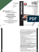 Manual Churrasqueira Elétrica CH 05 03.17 Rev. 01 IMPRESSÃO