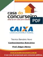 Apostila CEF 2015 - Conhecimentos Bancários - Edgar Abreu.pdf