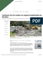 Cierran mina de carbón en Boyacá - Otras Ciudades - Colombia - ELTIEMPO.COM