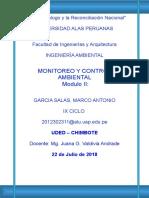 TrabajoAcademico MonitoreoAmbiental MarcoGarciaSalas 2012302311 CHIMBOTE