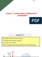 Application 6 Cours Chapitreiii Flexion-simple-diagrammes-nmt