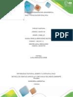 Evaluación Final POA Contaminacion Atmosferica