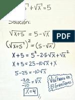 El Gran Gauss - Ejercicio 017