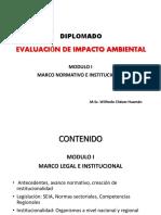 Modulo I, Marco Legal