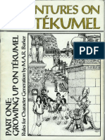 Adventures on Tekumel - Part 1 - Growing Up on Tekumel