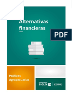 Alternativas financieras
