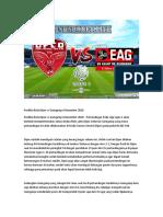 Prediksi Bola Dijon vs Guingamp 6 Desember 2018