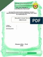 Monografia Trafico Ilicito de Drogas