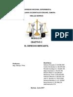 Trabajo Mudulo III Obj 3 - Legislacion