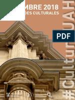 Actividades_culturales UAH Diciembre18