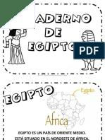Cuaderno de Egipto