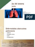 Enfermedades Pulmonares Patología