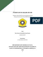 Pterygium (Short Case)