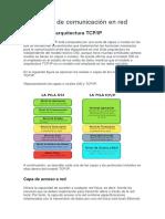 Protocolos de Comunicación en Red
