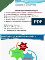 1 Modelo de Desarrollo y Planificación Estratégica