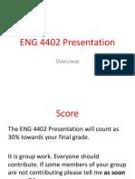 eng 4402 presentation