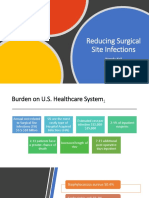reducing surgical site infections qi