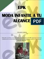 Alexandra Azpúrua - EPK, Moda Infantil a Tu Alcance