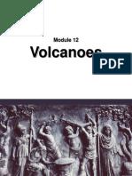 Modul 12 - Volcanoes