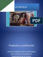 LA NOVELA PRESENTACION POWER POINT.pptx