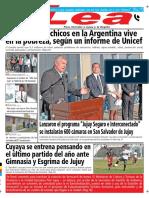 Periódico Lea Miércoles 05 de Diciembre Del 2018