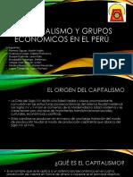 Capitalismo y Grupos Económicos en El Perú