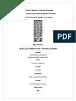 Informe 2 - Modelamiento de Nicho Ecologico