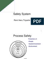 6. Safety System