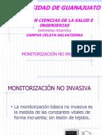 Monitorizacion en Pediatria
