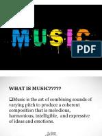 Music ppt