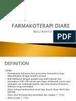 3. FARMAKOTERAPI DIARE