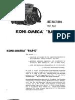 Koni Omega Rapid
