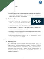 Informe de Tintas Penetrantes Fluorecentes Uta