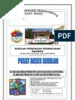 Pusat Akses - COVER REKOD TEMPAHAN PENGGUNAAN PUSAT AKSES - Buku log, mus225