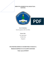 SUKLUS HIDUP PLASMODIUM MALARIAE PADA MANUSIA.docx