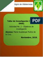 Actividad No. 2 - Objetivos de investigación_MuñozdelaCruz.docx