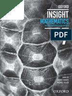 Copy of Text - Insight Mathematics 7 - Oxford