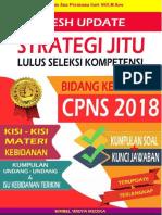 Soal SKB Bidang Kebidanan CPNS 2018