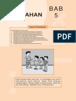 Bab 5 Matematika Kelas 5